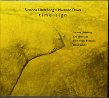 Susanna Lindeborg's Mwendo Dawa–Time Sign [Sweden Imp. - Digipak - 2003] - MINT