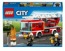 LEGO City (60107) Fire Ladder Truck (Brand New & Factory Sealed)