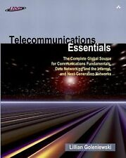 Telecommunications Essentials: The Complete Global Source for Communications Fu