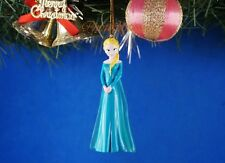 CHRISTBAUMSCHMUCK Weihnachten Xmas Haus Deko Frozen Elsa the Snow Queen