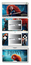 Brave Vinyl Skin Sticker for Nintendo DS Lite
