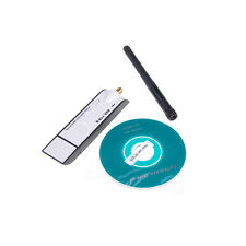 54Mbps USB 802.11b/g  Ethernet Wireless Adapter with External Antenna