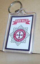 North Wales Fire and Rescue Service key ring..