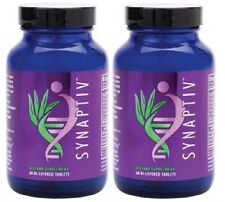 SYNAPTIV (r) by Youngevity, BV 2-Pak by Dr. Wallach for Instant Mental Clarity