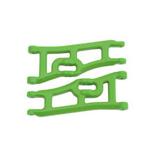 RPM Traxxas Rustler Stampede 2wd Wide Front A-Arms Green RPM70664