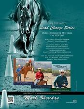 ULTIMATE LEAD CHANGE SERIES - Mark Sheridan Quarter Horses - Horse Training DVD