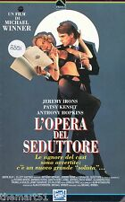 L' opera del seduttore (1989) VHS  Fox  Home Video 1a Ed.  -