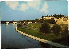 84 - cpsm - AVIGNON - Le Rhône