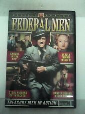 Federal Men - Classic Television Series Vol 1 (DVD, 2005)