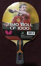 Butterfly Timo Boll CF 1000 Table Tennis Racket Ping Pong Paddle