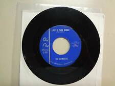 """HATFIELDS:Lost In This World-The Kid From Cinncy-U.S.7"""" 67 Cha Cha Records C-760"""