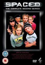 DVD:SPACED - SERIES 2 - NEW Region 2 UK