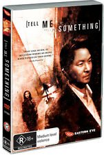 Tell Me Something (1999) DVD [NON-USA REGION 4] PAL English Subs Han Suk-kyu