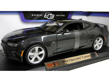 Maisto 2016 Chevrolet Camaro SS 1:18 Diecast Model Car Grey