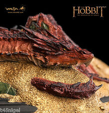 Weta ~ The Hobbit: The Desolation of Smaug : Smaug - King Under the Mountain