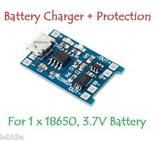 E116 5V 1A Micro USB 18650 3.7V Battery Charging Board Protection Charger Module
