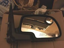 2000 chevy  silverado drivers door mirror