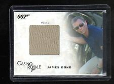 James Bond in Motion SC03 costume card 147/777