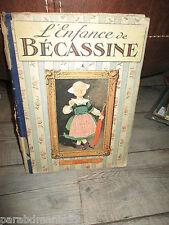 Bécassine-Bd de 1947- l enfance de Bécassine-