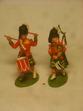 Soldatini Toy soldiers Britains LTD Highlander Guardia Regina Inglese scala 1:32