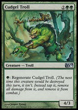 MTG 2x CUDGEL TROLL - TROLL COL RANDELLO - M10 - MAGIC