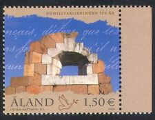 Aland Islands 2006 Military/Demilitarization/Fort/Dove/Peace 1v (n39382)