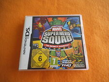 Marvel Super Hero Squad: The Infinity Gauntlet  Nintendo Ds