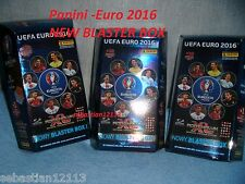 Panini Adrenalyn XL Euro France 2016- NEW Blaster Box 10 x Limited Edition shiny