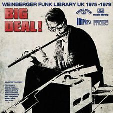 Various/Big Deal! – Weinberger funk library UK 1975-79 - VINILE LP