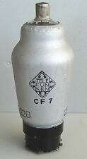 1 x Telefunken CF7 tube, vintage pentode WW2 -1941, excellent condition