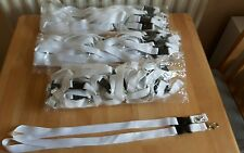 SUBLIMATION LANYARDS WITH METAL LOBSTER  CLAW CLIP - 72 IN TOTAL
