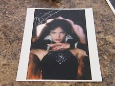 Brinke Stevens Autographed 8x10 Photo Hand Signed Scream Queen Horror
