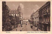 B76878 Bucuresti Caffe Kaiser pe Calea Victoriei  romania