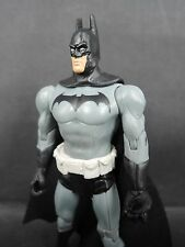 DC Multiverse 3.75 Inch Arkham Origins Grey Batman Loose Figure 3.75 inch