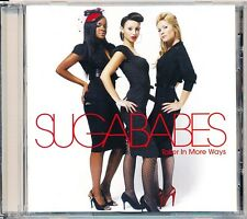 Taller in More Ways by Sugababes (CD, Mar-2006, Phantom Import Distribution)