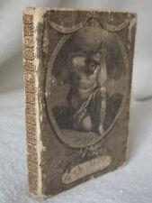 Taschenbuch für 1798 Herrmann und Dorothea Goethe, J.W. Hermann Dorothea