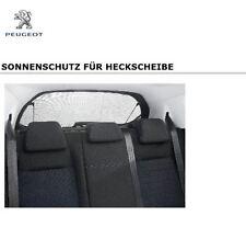 Sonnenblende Sonnenschutz Heckscheibe Peugeot 208 NEU 1607119280