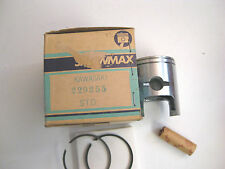 KAWASAKI T4B292S / KT440/3 STANDARD PISTON 55.5 MM WITH RINGS SNOWMAX BRAND
