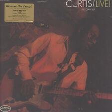 Curtis Mayfield - Live! Expanded Edition (Vinyl 2LP - 1971 - EU - Reissue)