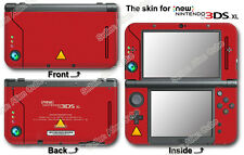 Pokedex Trainer Kit Classic Edition Skin Sticker Cover for NEW Nintendo 3DS XL