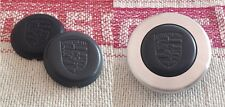 Porsche embossed leather cup for MOMO horn button