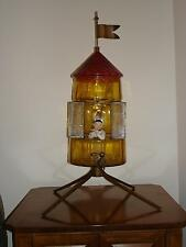 Victorian Antique Art Glass German Made Mulled Wine Dispenser