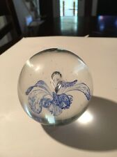 Vintage Or Antique Beautiful Paperweight Estate Find L@@k