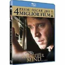 Blu Ray  A BEAUTIFUL MIND - 2001 - *** Russell Crowe *** ....NUOVO