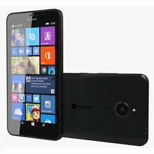 "NUOVO CON SCATOLA MICROSOFT * Lumia 640 XL 5.7"" Nero 8gb 13mp Windows Smartphone senza sim -"