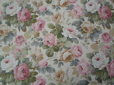 Sanderson Curtain Fabric ~ 'Chelsea' 3.4 METRES DCN1C2202 Traditional Floral