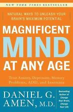 BUY 2 GET 1 FREE Daniel G. Amen,Magnificent Mind at Any Age: Natural Ways to Unl