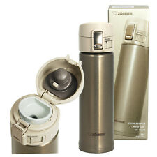 Japan Zojirushi SM-KHE48NL Stainless Thermal Tuff Mug 16 Ounce Champagne Gold