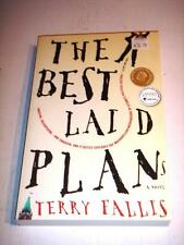 THE BEST LAID PLANS by Terry Fallis 2008 NEW SC book
