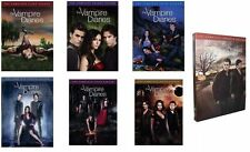 Vampire Diaries Complete Series 1 2 3 4 5 6 7 Seasons 1-7 New Free Shipping